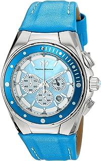 [テクノマリーン]TechnoMarine 腕時計 Manta Ray Analog Display Quartz Blue Watch TM-215034 レディース [並行輸入品]