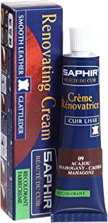 saphir shoe care guide