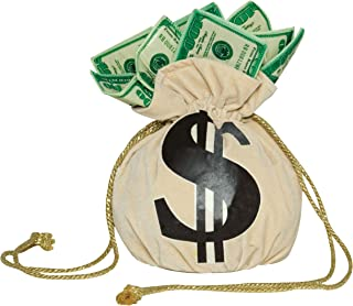 Money Bag Purse Costume Accessory