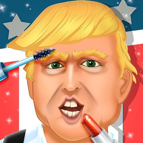 Trumpf - verrückter amerikanischer Stil