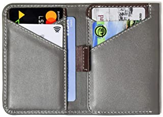 GRAVITY - Slim & Minimalist Leather Wallet For Men Perfect For Gifts