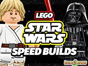 Clip: Lego Star Wars Speed Builds