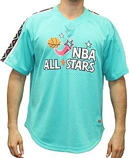 Mitchell & Ness NBA All-Star 1996 East NBA Men's Mesh Jersey Shirt - Teal