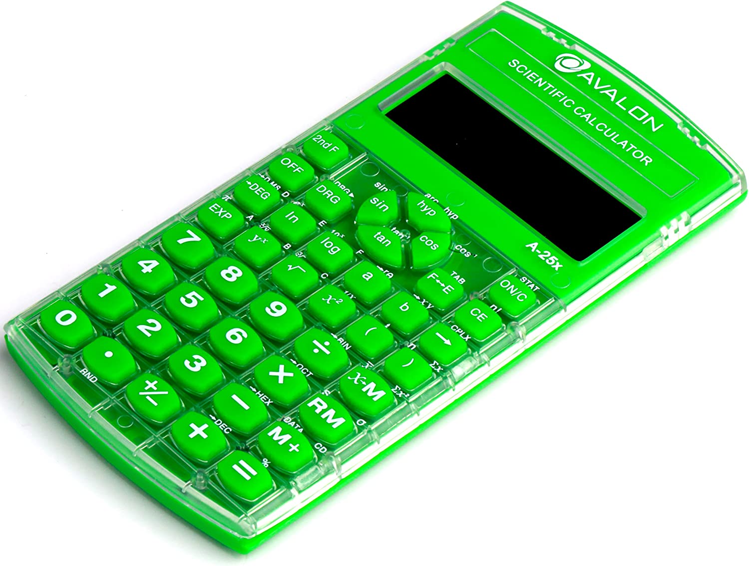 New sales Avalon Inventory cleanup selling sale Scientific Green Calculator