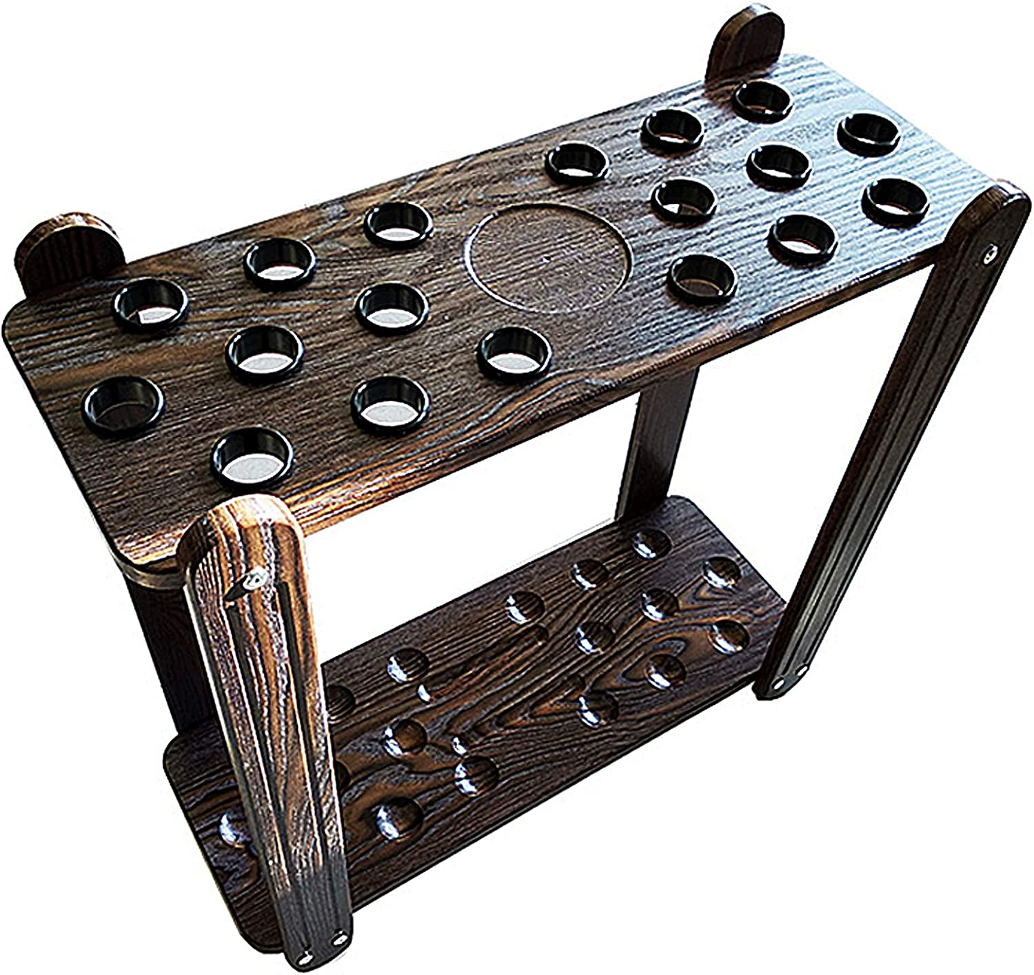 L-KCBTY Solid Wood Rack Holder - Ass Accessories Easy Our shop Max 89% OFF most popular to Snooker