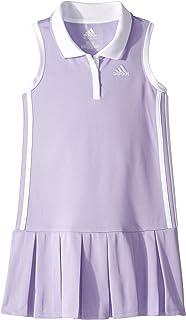 9d2aecaba adidas Kids Baby Girl s Sleeveless Polo Dress (Toddler Little Kids)