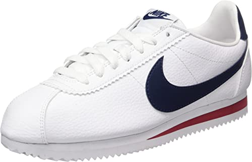 Nike Classic Cortez Leather, Chaussures de Running Entrainement Homme
