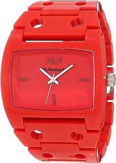 ساعة فيستل للرجال DESP011 بلاستيك ديستروير شفافة - بنفسجي