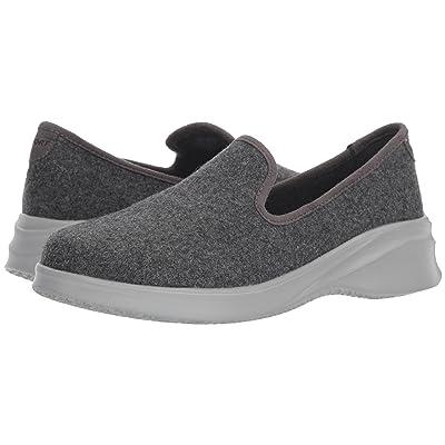 JBU Loon Wool Slip-On (Charcoal) Women