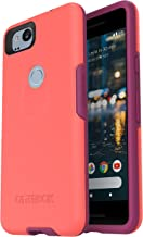 OtterBox SYMMETRY SERIES Case for Google Pixel 2 - Retail Packaging - SUMMER MELON - FLAMINGO PINK/BATON ROUGE