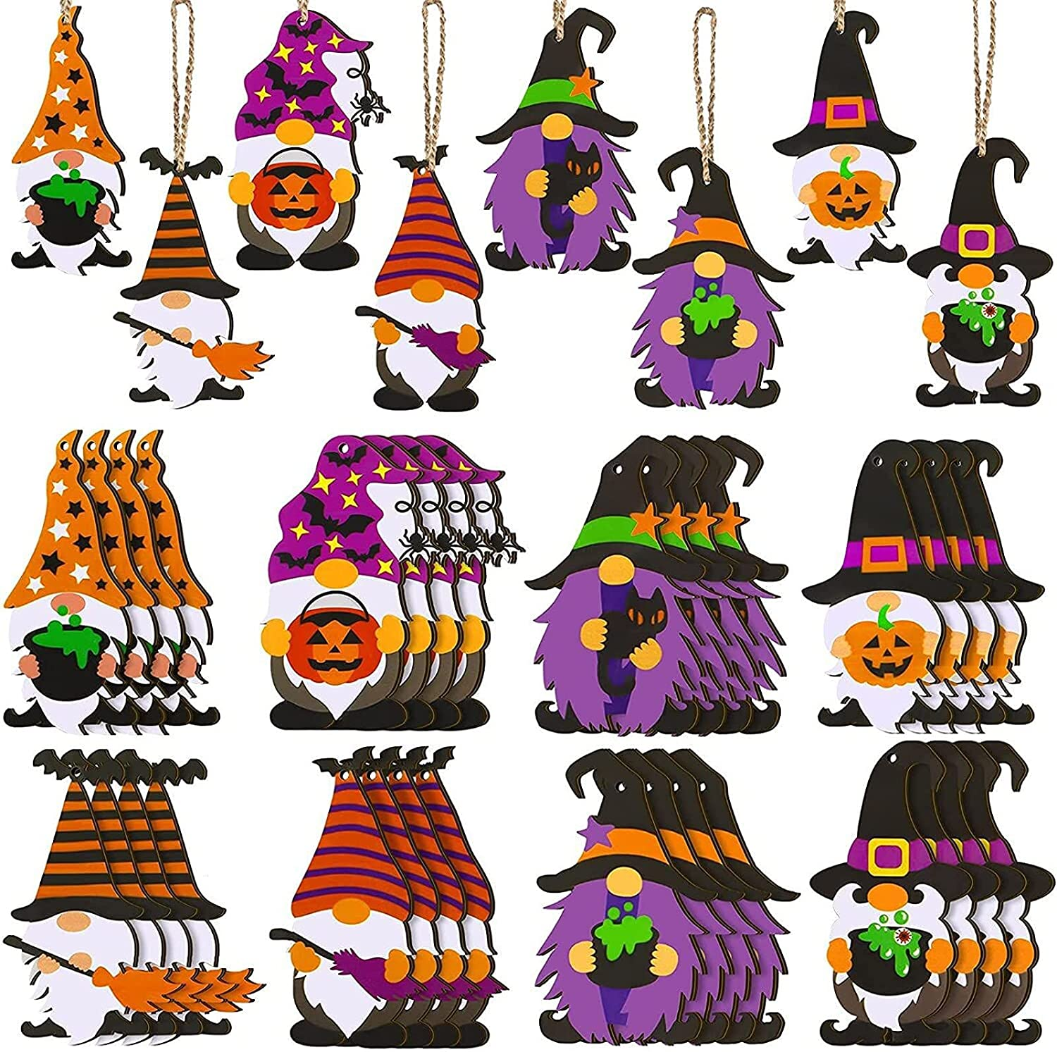 Mail order Halloween Ornament Faceless Ranking TOP2 Doll Cute Harvest Festival Dw Gnomes