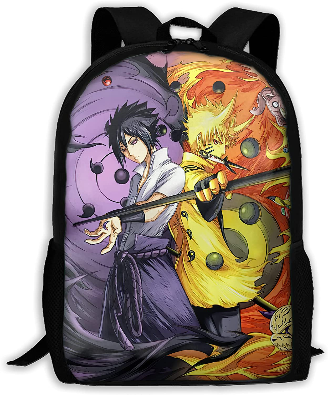 shopping Anime Backpack Travel Backpacks 3d Casual Jacksonville Mall Printed Out Sports Bag