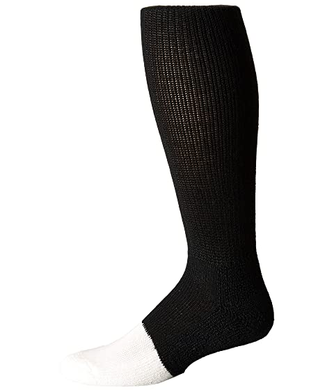 par sobre pie uniforme blanco negro pantorrilla del dedo Thorlos solo la w6agznq