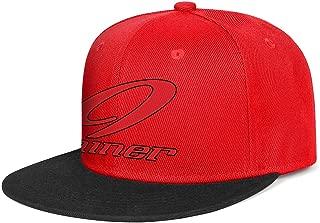 Niner-Bikes-Logo Men Women Hip-Hop Flat Brim Trucker Hat Adjustable Snapback Golf Cap