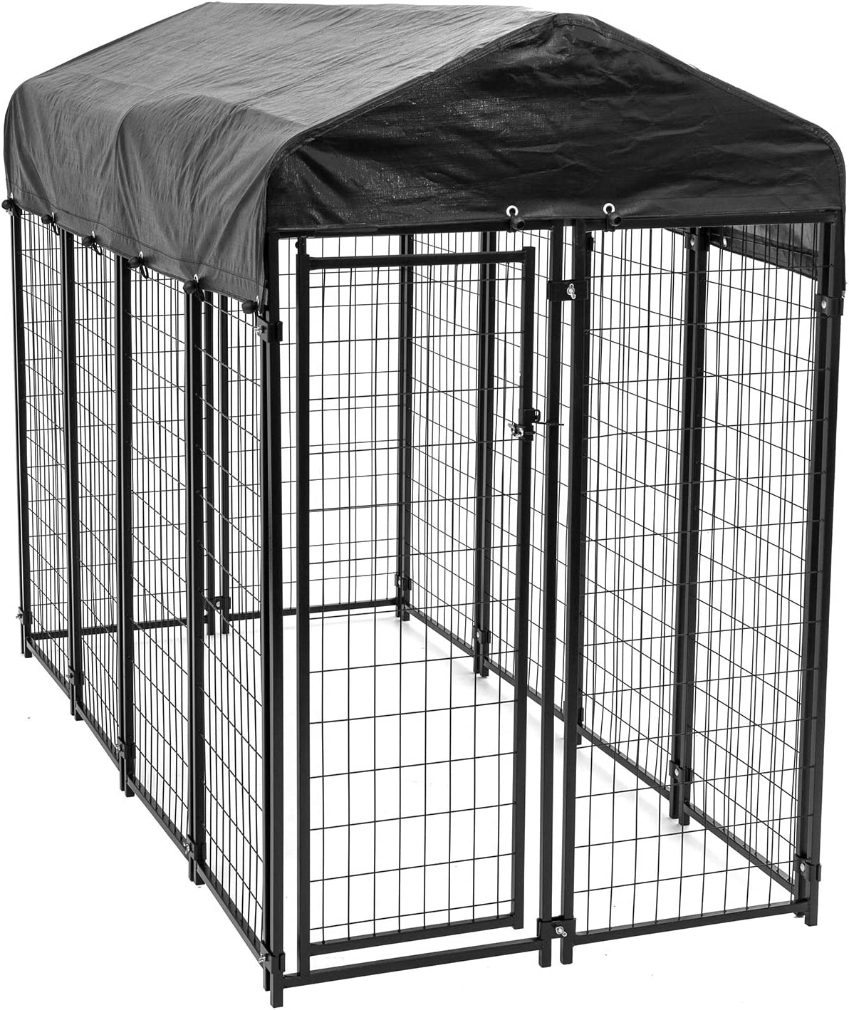 Amazon.com  Lucky Dog 20 20ft x 20ft x 20ft Uptown Welded Wire ...