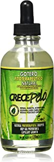 Crecepelo Natural Hair Tonic 120milliliters - with Nettle and Herbs To Tighten Hair Follicles, Promote Growth and Reduce S...