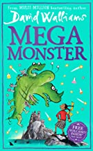Megamonster: the mega new laugh-out-loud children's book by multi-million bestselling author David Walliams (English Edition)