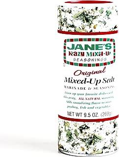Jane's Krazy Mixed Up Salt 9.5 oz each (1 Item Per Order)