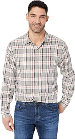 Harbor Herringbone Shirt