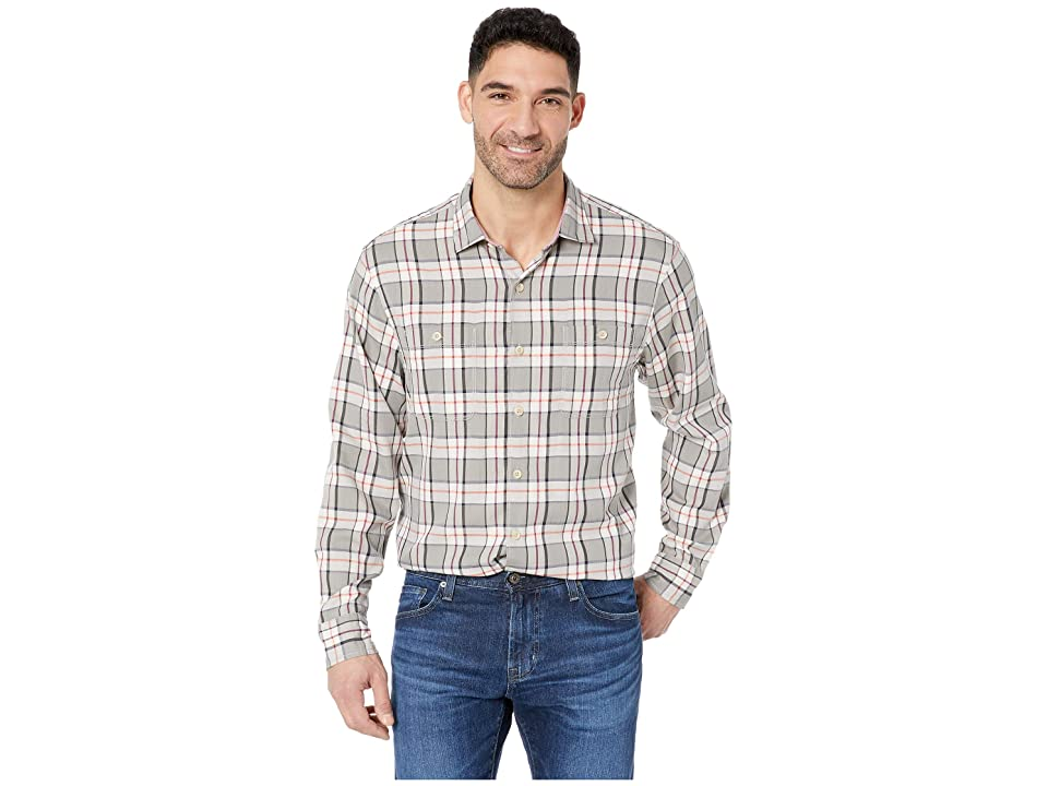 Tommy Bahama - Tommy Bahama Harbor Herringbone Shirt