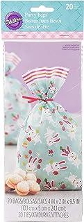 Wilton 20 Pieces Eggclectic Standard Treat Bag, Multi-Colour, 0.58 x 11.07 x 29.82 cm