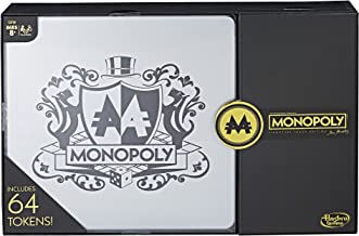 Hasbro Gaming Monopoly Signature Token Collection