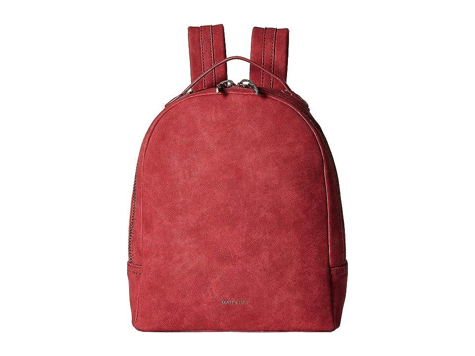 Matt & Nat Olly (Red) Handbags