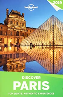 Lonely Planet Discover Paris 2019 (Travel Guide)