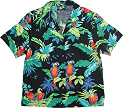 RJC Womens XS to Plus 3X Jungle Parrot Camp Shirt