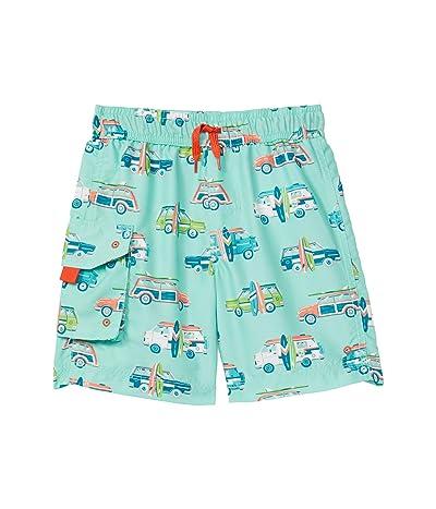 Hatley Kids Surf Vans Swim Trunks (Toddler/Little Kids/Big Kids) Boy