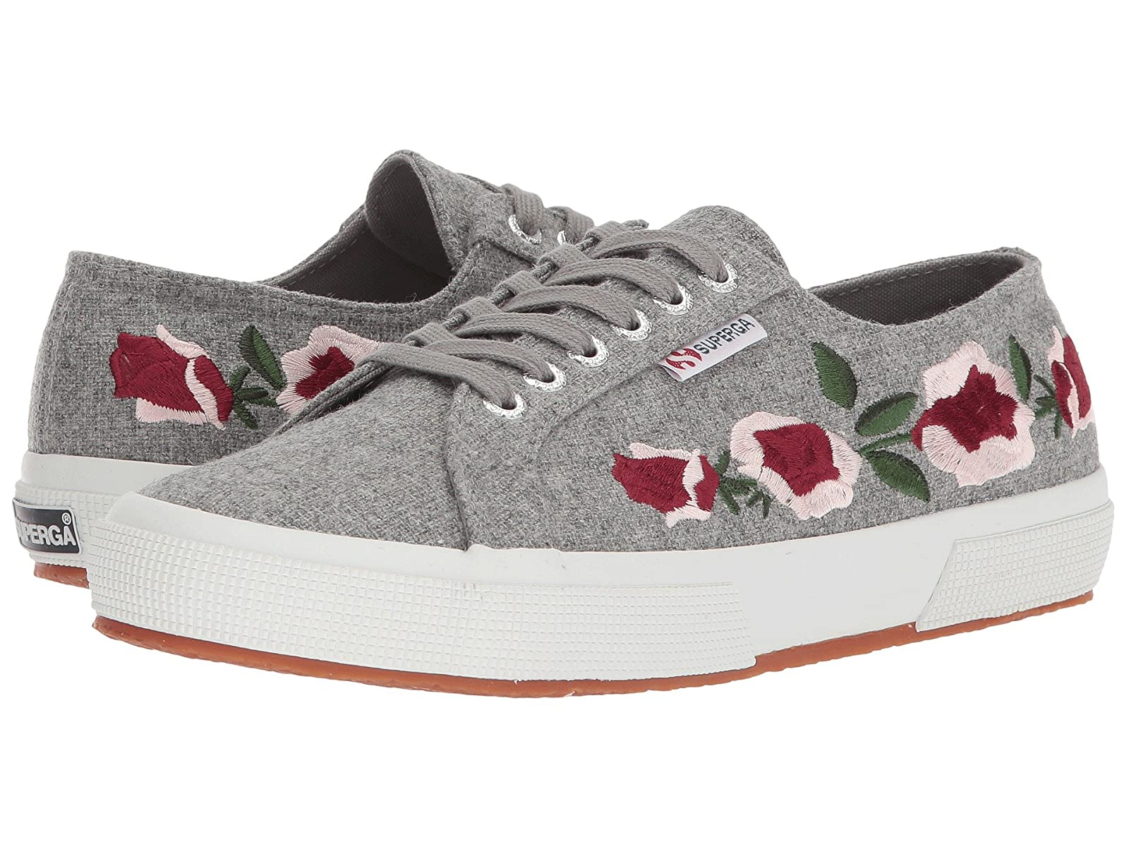 Superga 2750 EmbwoolwCheap and distinctive eye-catching shoes