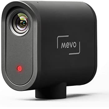 Mevo Start Live Event Camera, Wirelessly Stream in Full HD 1080p with Three MEMS Microphone Array