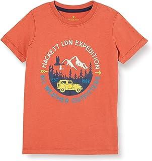 Hackett London LDN Expdn tee B Camiseta para Niños