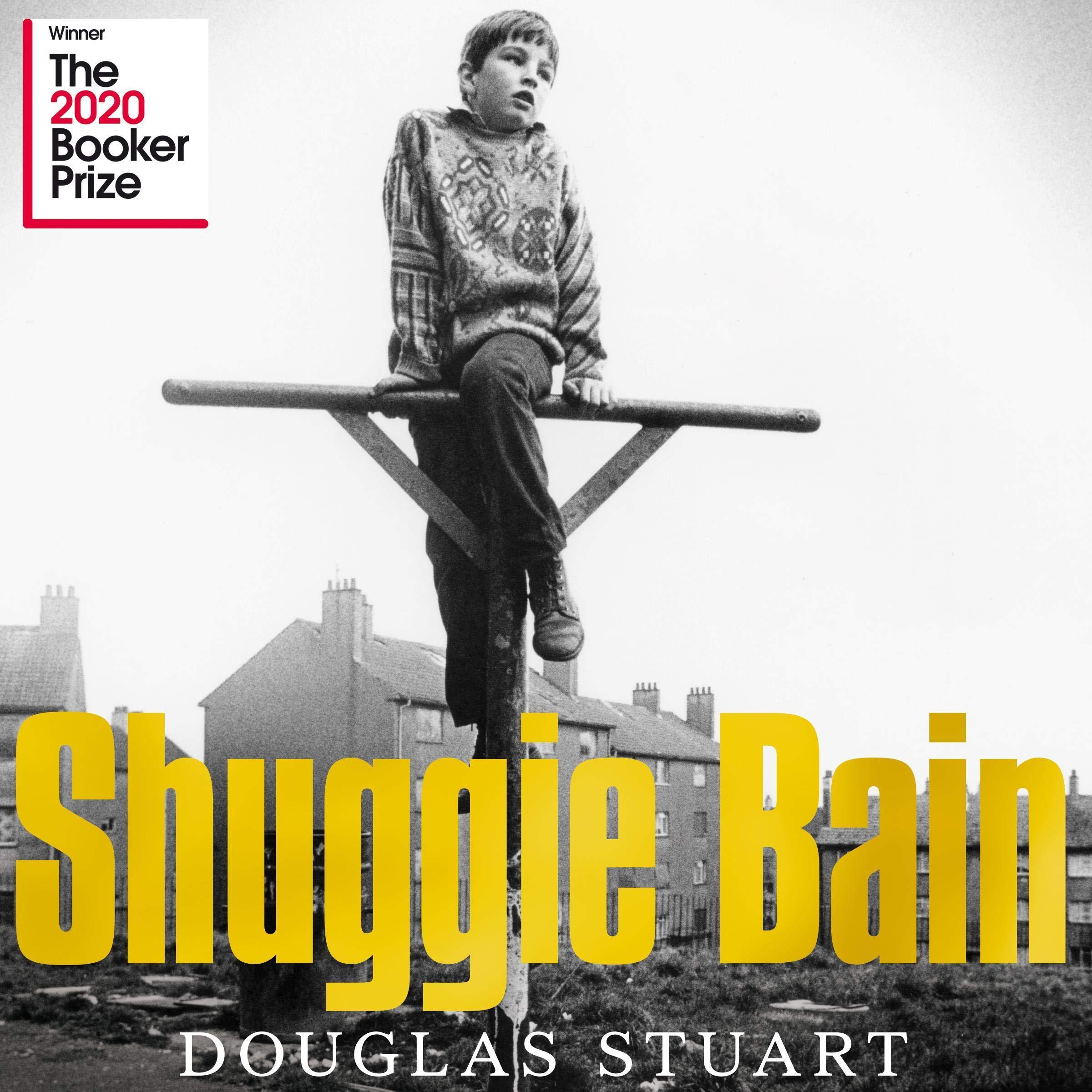 Cover image of Shuggie Bain by Douglas Stuart