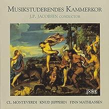 Hr. Jon - Master Jon, from catata on an old Danish ballad