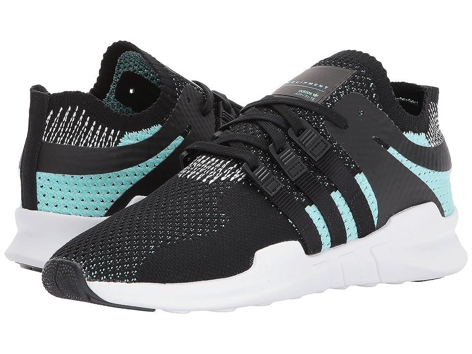 adidas Originals EQT Support ADV (Black/White/Blue) Women