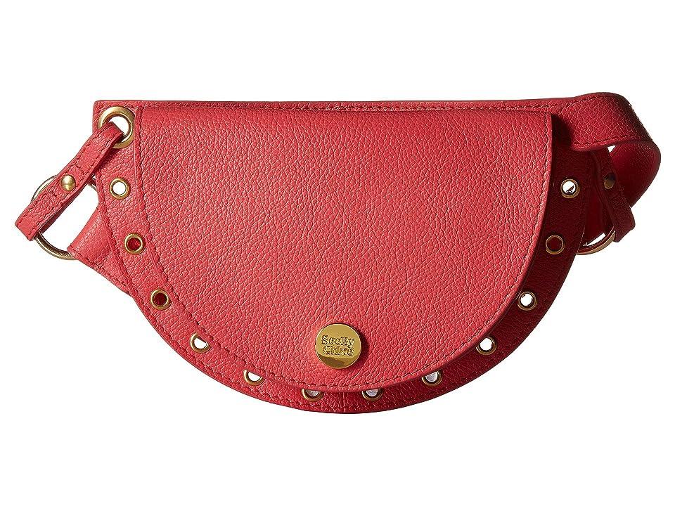 See by Chloe Kriss Belt Bag (Ardent Pink) Handbags
