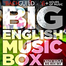 Big English Music Box