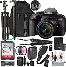 Best canon eos rebel t7i 18-55 Reviews