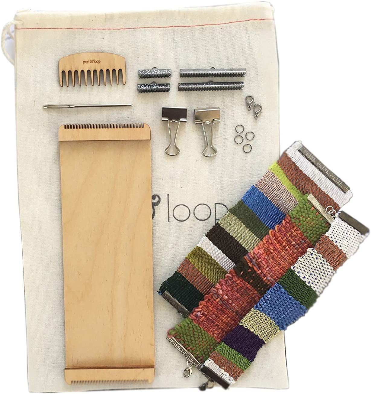 8.0 Purl /& Loop Birch Stash Blaster Loom