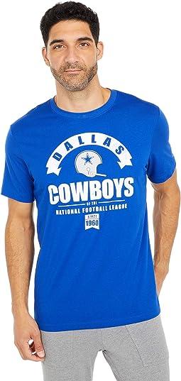Dallas Cowboys Nike Historic Tri-Blend T-Shirt
