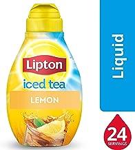 lipton lemon liquid iced tea mix