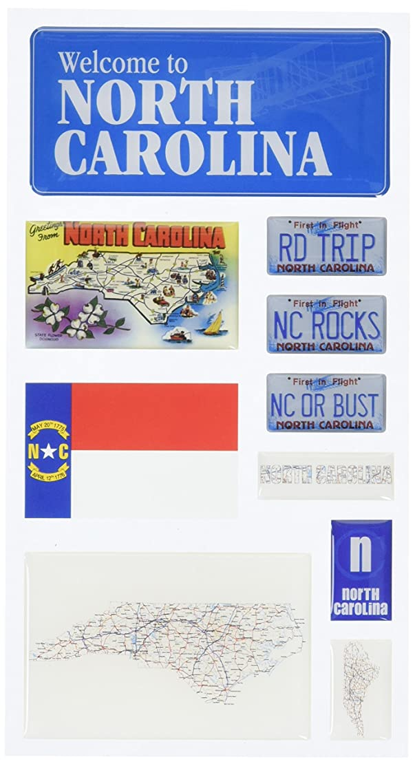 Reminisce Mini Maps, North Carolina
