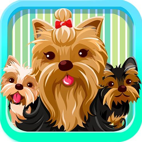 Yorkshire Terrier Dog Emoji Stickers - Yorkie Keyboard App