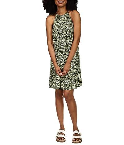 MICHAEL Michael Kors Petite Floral Chain Halter Dress