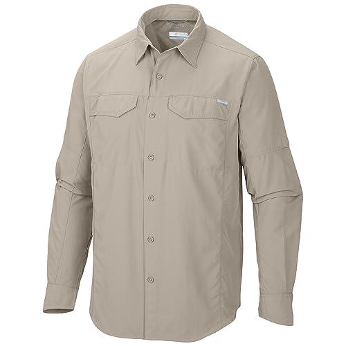 446102e9004dd Columbia Men s Silver Ridge Long-Sleeve Shirt