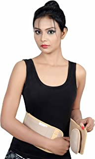 Wonder Care- Umbilical Hernia Belt - for Men and Women - Abdominal Hernia Binder for Belly Button Navel Hernia Support, Helps Relive Pain- for Incisional, Epigastric, Umbilical Hernia - XXL(44-48)