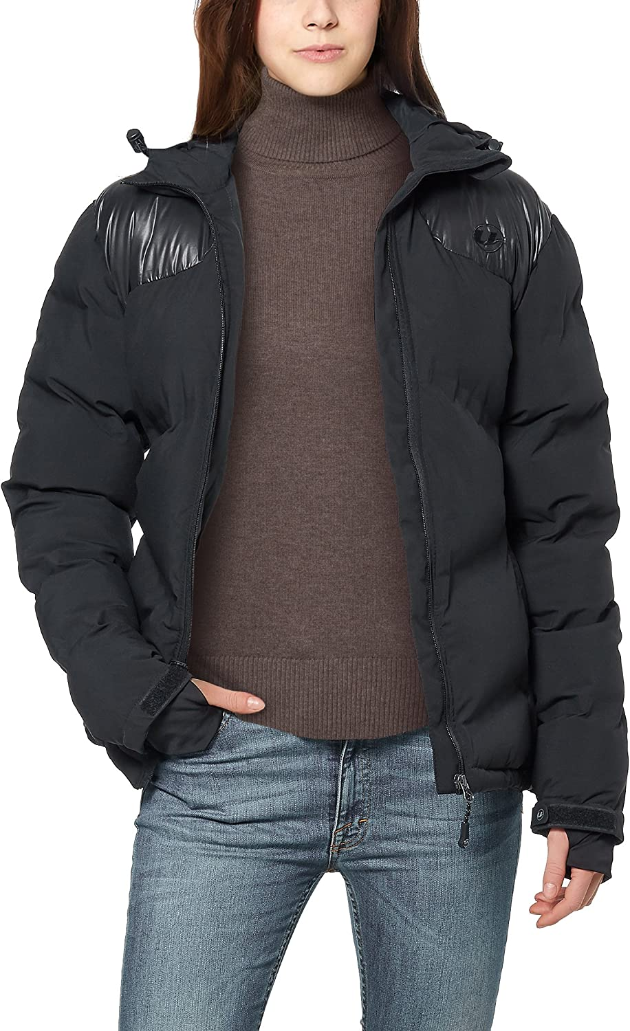 Ultega Women's Winter Polly Jacket with UF 3.000