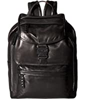 MCM - Killian Leather Medium Backpack