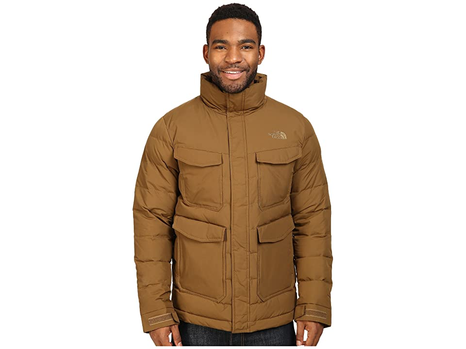 The North Face Talum Field Jacket (Brown Field (Prior Season)) Men